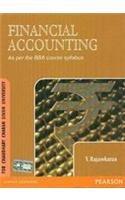 Financial Accounting (for Chaudhary Charan Singh University)