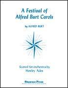 Festival Of Alfred Burt Carols - Alfred Burt - SCORE+PARTS - Score