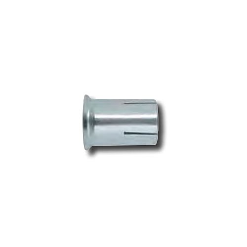 3/8'', Powers Mini Dropin Internally Threaded Expansion Anchors (Lipped), Carbon Steel Zinc Plated, 50/Bx