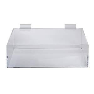 (Acrylic Slatwall Tray, 12