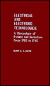 electrical-and-electronic-technologies-a-chronology-of-events-and-inventor-from-1900-to-1940