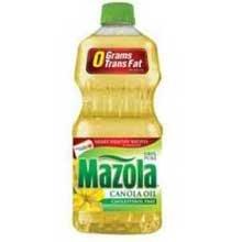 Mazola Canola Oil (Ach Food Mazola Canola Oil, 32 Ounce -- 12 per case.)