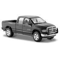 Diecast Dodge Ram (Maisto 1:27 Scale 2002 Dodge Ram Quad Cab Diecast Truck Vehicle)