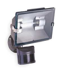 LumaPro 2LBN2 Motion Light, 240Deg.Viewing Angle, Bronze