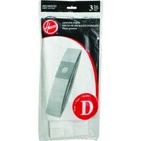 Hoover 4010005D 3 Count Hoover Type D Vacuum Bags
