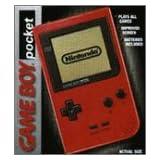 Game Boy Pocket Red
