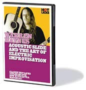 Warren Haynes 2: Acoustic Slide And The Art Of Electric Improvisation - DVD
