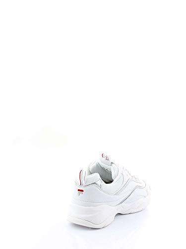 Baskets White Ray Nd Low menopause Femme Workshop Fila X4wxqbs Bgfw1dq
