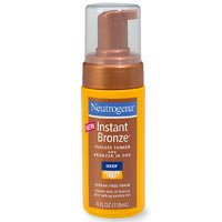 Price comparison product image Neutrogena Instant Bronze Sunless Tanner and Bronzer-In-One,  Deep,  4 Fluid Ounce