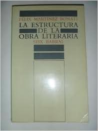 La estructura de la obra literaria (Letras e ideas. Studia) (Spanish Edition) (Spanish) Paperback – June 1, 1960