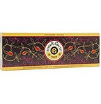 ROGER & GALLET GINGER by Roger & Gallet SOAP – BOX OF THREE AND EACH IS 3.5 OZ For Sale