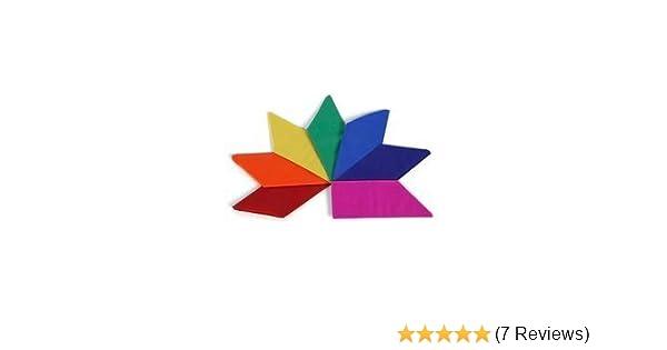 89fae33bc9f0c Amazon.com  Tissue Paper Cracker Hats - Assorted Colors - Pkg of 24  Toys    Games