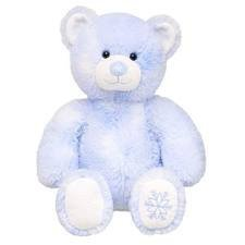 Build-A-Bear Workshop A Friend Fur All Seasons: Winter Bear - Teddy Snowflake Bear