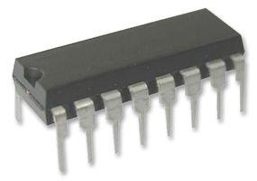 MICROCHIP MCP3208-BI/P Analogue to Digital Converter, Octal, 12 bit, 100 kSPS, Single, 2.7 V, 5.5 V, DIP (1 piece) MCP3208-BI/P-MICROCHIP_IT