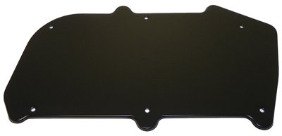 Inline Tube (M-3-4) Firewall Heater Core Delete Plate Compatible with 1964-74 Chevelle, GTO, 442, and ()