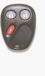 BestKeys 036y-R 2003-2006 GMC Yukon Keyless Entry Remote Key Fob