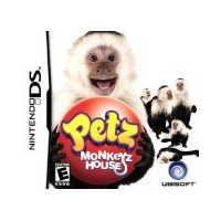 Petz Monkeyz House - Nintendo DS