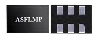 50 pieces ABRACON ASFLMPC-24.576MHZ-Z-T CMOS MEMS OSCILLATOR SMD 24.576 MHZ