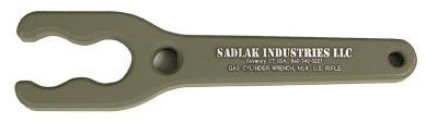 Sadlak Industries M14/M1A Gas Cylinder Wrench - Aluminum, 1/2