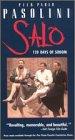 Salo - 120 Days of Sodom [VHS]