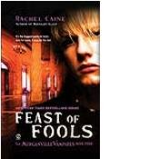 book cover of Feast of Fools