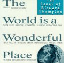 The World Is a Wonderful Place: The Songs of Richard - Shops Victoria Gardens