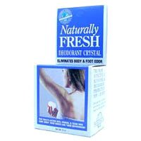 - Naturally Fresh Deodorant Crystal, Deodorant Crystal, 3 Ounce