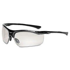SmartLens Safety Glasses, Photochromatic Lens, Black Frame