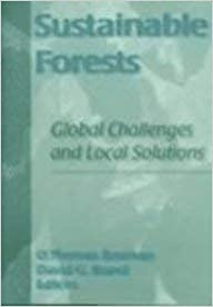 Descargar Libros Gratis Sustainable Forests: No: 3 And 4 Vol 4: Global Challenges And Local Solutions PDF Android