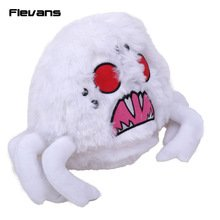 (Do not Starve Don't Starve Hissing Spider Plush white Collectable Replica 4 Sounds)