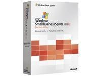 Microsoft Windows Small Business Server Premium 2003 R2 Upgrade CD/DVD 5 Client [Old Version] (Office Small Business Premium)