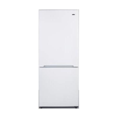 Summit FFBF100W Refrigerator, White (Assisted Living Refrigerators)