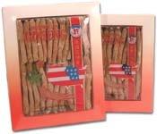 Ginseng Hsu long Petit # 2 (105,4) Cultivé American Roots 4 oz