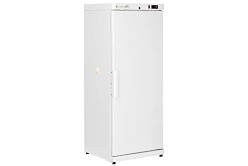 Scientific Refrigerator by K2 Scientific | for Pharmaceuticals & Vaccines | 10 Cu. Ft. | 6 Shelves | Upright | Solid Door | Intelligent Microprocessor Controls | Adjustable Temperature Control