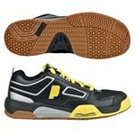 Prince Mens Nfs Assault Indoor Court Sneaker Shoes, Blackyellow, Us 10 0