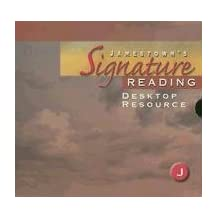 Jamestown's Signature Reading : Level J Desktop Resource