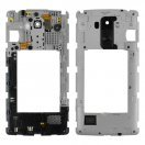 (Best Shopper - LG G Stylo LS770 Mid Middle Frame + Camera Lens Replacement)