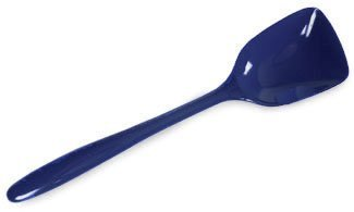 Cobalt Blue Spoon - Gourmac Cobalt Blue Melamine Spoon 11