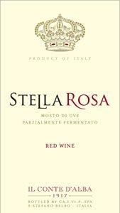 Stella Rosa. Il Conte D`Alba – Italian Sparkling Rose 90 Points