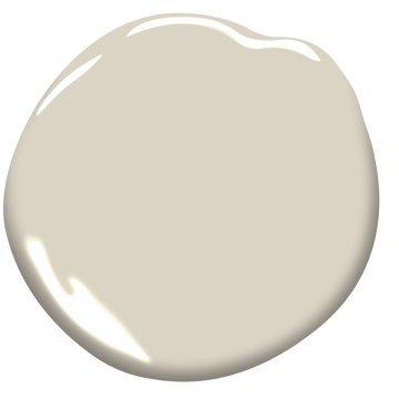 Benjamin Moore HC-173 Edgecomb Gray 4oz. Paint Sample