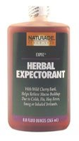 Naturade: HERBAL COUGH/COLD Herbal Expectorant (EXPEC)-with Guafenesin, 8.8 oz