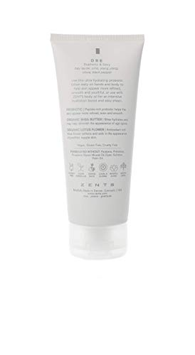 21VAGZ0k4cL - Zents Age Defying Probiotic Body and Hand Lotion with Organic Shea Butter and Vitamin E, Moisturize and Restore Skin, 6.4 fl oz/181 ml (Ore)