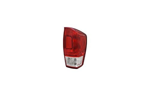 TYC 11-6849-00-1 Replacement Right Tail Lamp for Toyota Tacoma