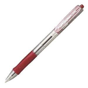 Pilot® EasyTouchTM Retractable Ballpoint Pen PEN,BP,ESYTCH,RETR,FNE,RD (Pack of8)