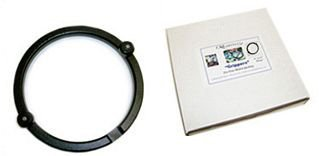 Martelli Gripper Ring Free-Motion Embroidery Quilting Hoop 8'' by Martelli