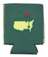 Eureka Golf Products Masters Green Souvenir Can Coolers-Set of 2