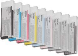 Epson UltraChrome K3 Ink Cartridge - 220ml Light Cyan (T606500) ()