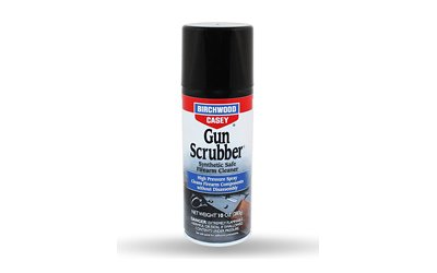 BC Birchwood Casey, Gun Scrubber Synthetic Safe Cleaner, Aerosol, 10 oz, 6 Pack