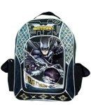 Batman Bat Symbols Mini Backpack – 10 Inches, Bags Central