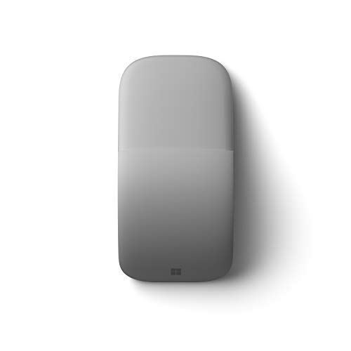 Microsoft Surface Arc Mouse, Light Grey - CZV-00001